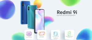 Redmi 9i, With Mediatek Helio G25 Chipset, Launched